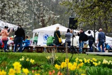 Frühlingsmarkt im Gartentraum