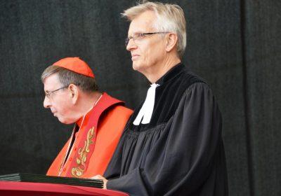 Kardinal und Pfarrer