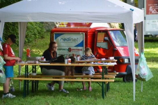 7. Spielplatzfest Goethepark