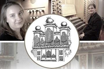 Konzert für zwei Orgeln