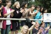 Jugend Europas in Zeitz zu Gast