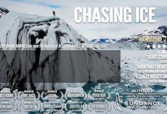 "Fahrradkino ""Chasing Ice"""