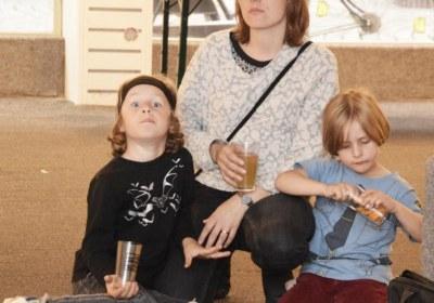 mit Kind und Kegel