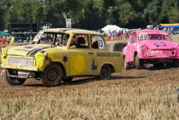 """Roh auf Stroh"" Trabi Rallye"