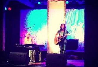"""""""EDGAR & MARIE"""" Live"""