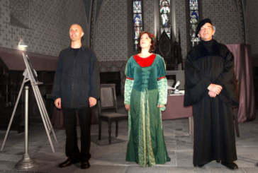 """Mensch Luther"" Kolorit gastiert in Meuselwitz"
