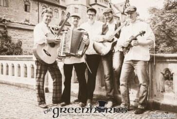 THE GREENHORNS live