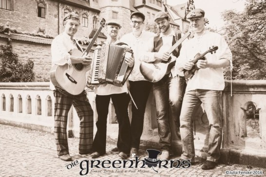 THE GREENHORNS live