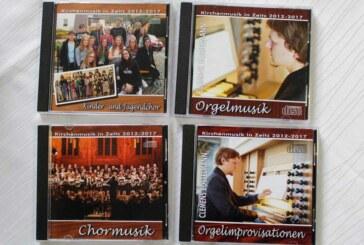 Zeitzer Kirchenmusik für den Gabentisch