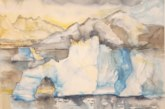 """""""Urlaubsaquarelle"""" von Charlotte Petersohn"""