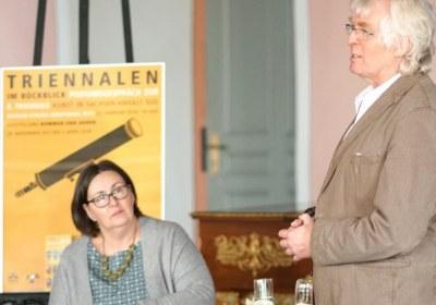 Kristin Otto und Johannes Kunze