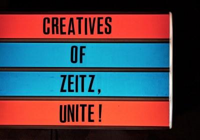 creatives of zeitz
