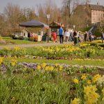 Schlosspark ab 1. Mai geöffnet…
