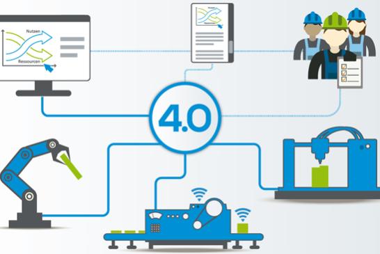 Industrie 4.0: Wie kann der Mittelstand Schritt halten?