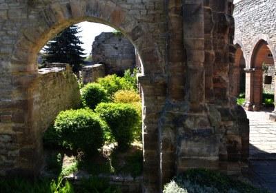 in der Klosterruine_1
