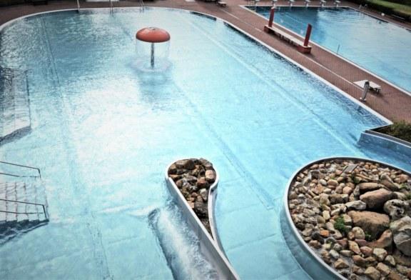 Freibadsaison startet Montag
