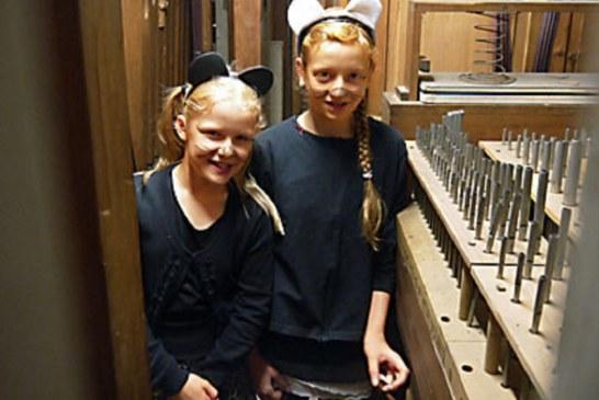 """""""Die Orgelmaus"""" Gesprächskonzert für Kids"""