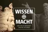 Der heilige Benedikt und die Ottonen.