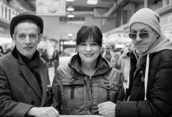 """""""Und danke für den Fisch""""- Ulla Meinecke Band"""