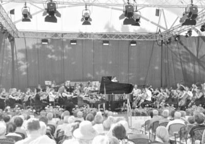 Bühne Orchester