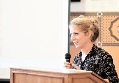 Johanna Reetz über Stadtutopien