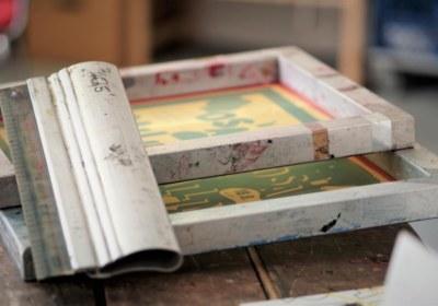 Siebdruckwerkzeug