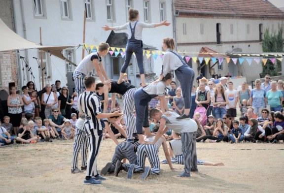 Upsala Circus auch 2019 in Zeitz