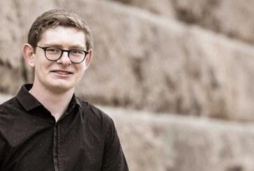 Orgelkonzert Johannes Krahl