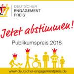 Deutscher Engagementpreis 2018