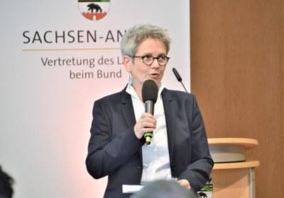 Intendantin Dr Christina Siegfried