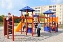 Spielplatzfest in Zeitz-Ost