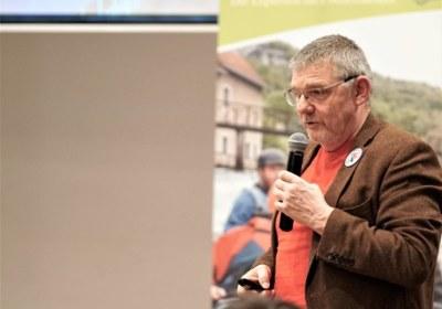 Unerschütterlicher Kämpfer für die Weiße Elster: Tilo Wetzel