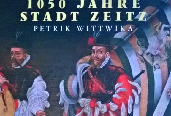 Festschrift 1050 Jahre Zeitz erschienen