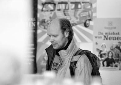 Ralf Schurig der Teesammler