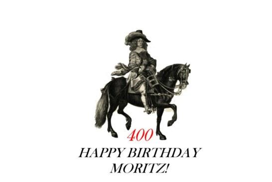 Moritz' Geburtstagstafel