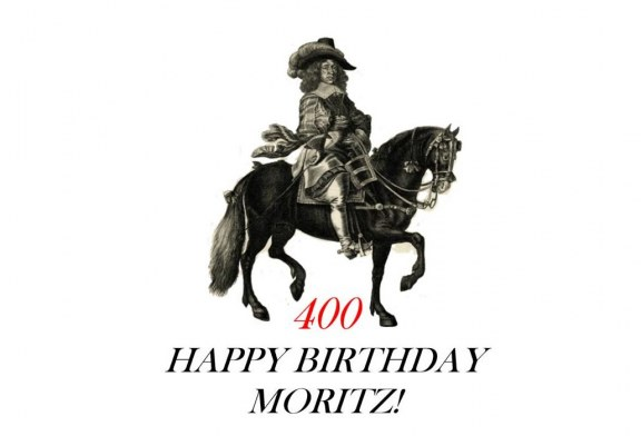 HAPPY BIRTHDAY MORITZ!