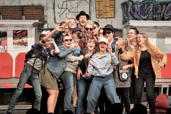 """""""Linie 1"""" Musical mit Karambolage"""