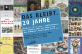 """Eröffnung Sonderausstellung """"DAS BLEIBT."""""""