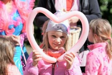 Herzenssache: das Zeitzer Kinderfest