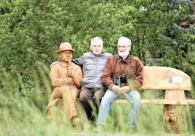 Sitzprobe Rainer Helms Mitte