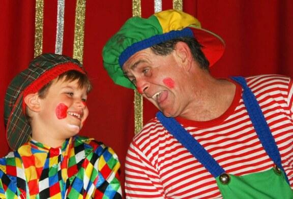 Zirkus SALINO in Zeitz