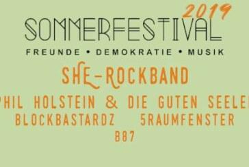 Sommerfestival 2019