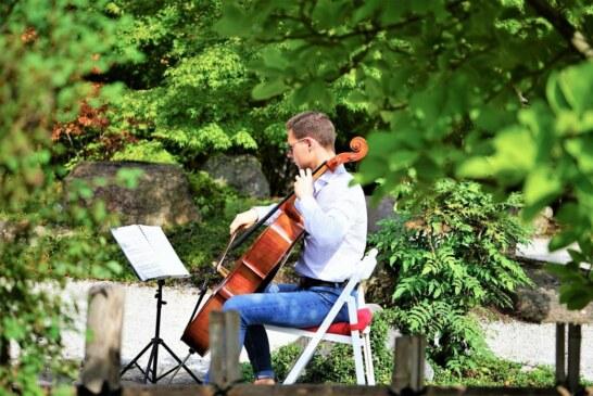 """Parkführung """"Abendliche Romanze"""" 21.08./19:00/Schlosspark"""