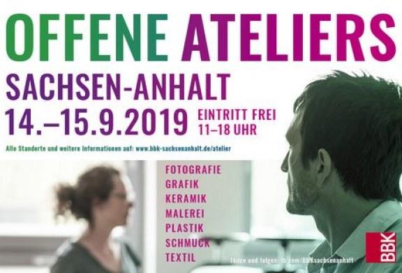 Offene Ateliers in Sachsen-Anhalt