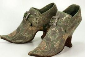 """""""Absatz und Stiefel"""" Barockes Schuhwerk"""
