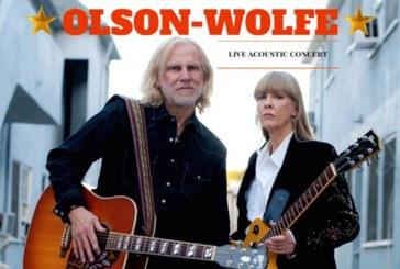 WOLFE & OLSON live