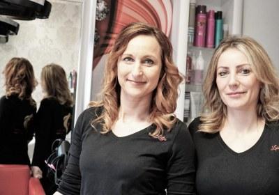 Katja und Luise