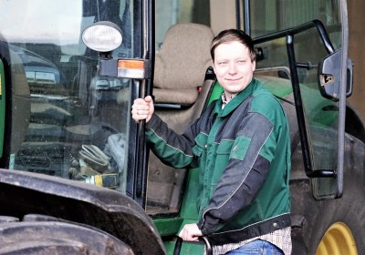 als Traktorist