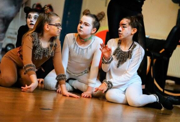 Theaterferien für Kinder