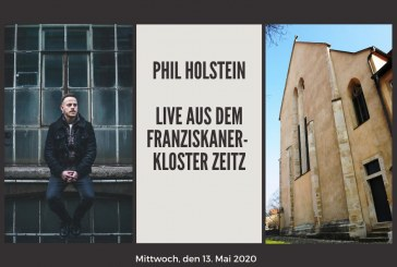 Phil Holstein bei #wirsindda